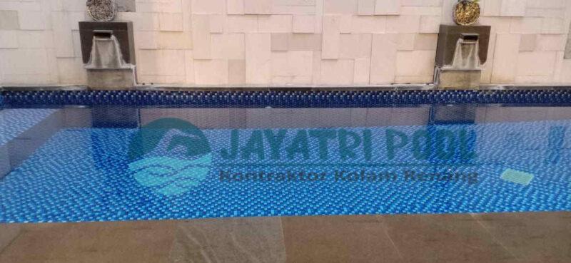 kolam renang yang dibuat oleh jayatri pool